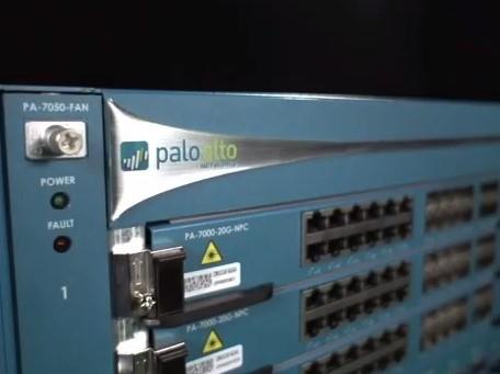 palo alto firewall image